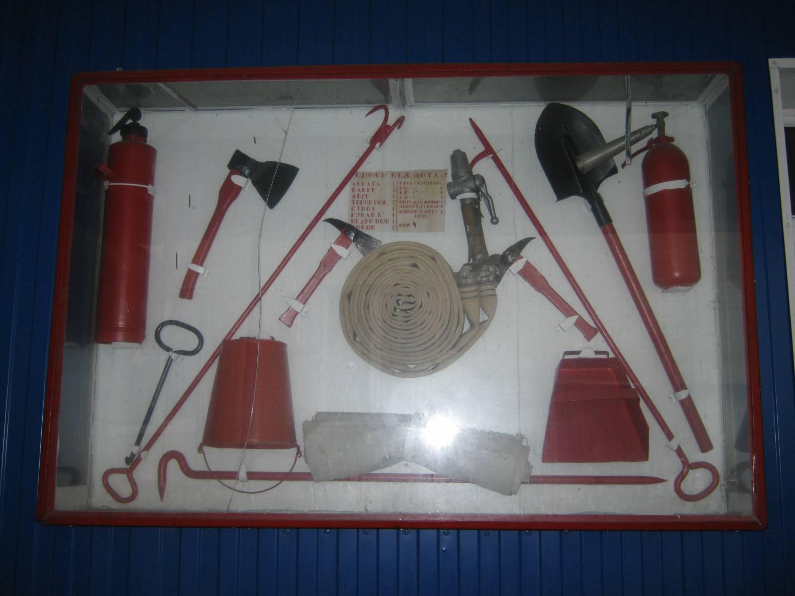 Макет «Пожарный щит» (мастер-класс). Воспитателям детских садов 87